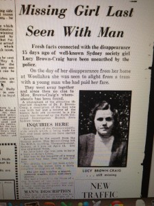 Article in The Daily News, Saturday, 27 April 1940.